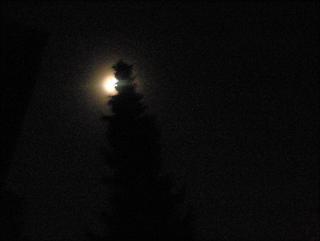 Der letzte Mond im alten Jahr, der erste Mond im neuen Jahr