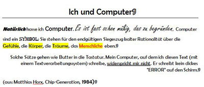 IchUndComputer