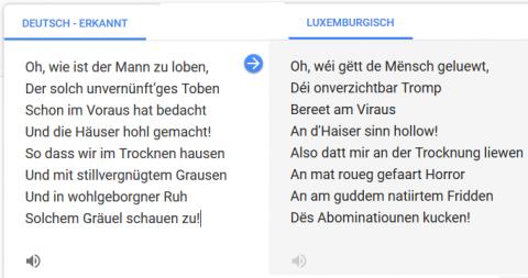 Google übersetzer Blog Der Office Werkstatt